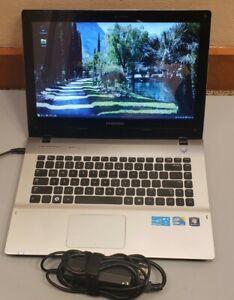 SAMSUNG QX410 Intel Core i5 M460 2.53GHz 4GB RAM 128GB SSD WEBCAM