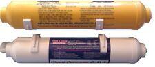 1 x pH Balancer and Remineraliser 1 x Carbon Cartridge