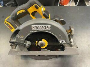 DEWALT DCS578 FLEXVOLT 60-Volt MAX Cordless Brushless 7-1/4 in. Circular Saw