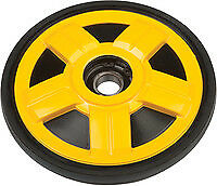 "SKIDOO MXZ SUMMIT GSX GTX RENEGADE Idler Wheel 180mm 7.09"" 20mm Yellow 503190342"