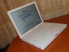"APPLE IBOOK G4 A1054 12.1"" 1.064MHZ LAPTOP PowerPC 7447a 1,25GB 30GB M9426LL/A"