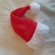 Bonnet de Noël pour 10 - 12 CM OURSONS (6)