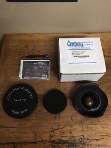 Century Optics Mk2 Fisheye Vx2000