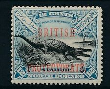 [54537] North Borneo 1901 good MH Very Fine stamp