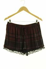 ZARA TARTAN CHECKED LOOSE FIT FLOWING SHORTS BLOGGERS SIZE S SMALL AND M MEDIUM