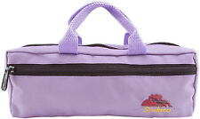 Sedona Canvas Piccolo Case Cover/Bag with Fleece Lining - Lilac Lavender
