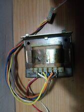 Trasformatore 100W prim.230V sec.20V 100ma 32V 0 32V 1,5A pioneer dc200z