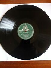 FRED BUSCAGLIONE Rock Righit-Whischi Facile Vinile 78 Giri Del 1957