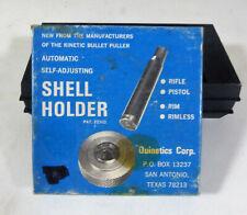 New ListingVintage Reloading Shell Holder Self Adjusting Multi Caliber Quinetics Corp