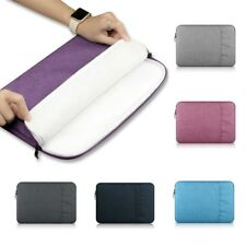 Laptop Notebook Sleeve Case Bag Soft Cover For MacBook Air/Pro 12 13 15 inch AU