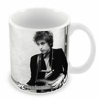 Mug Céramique Tasse Bob Dylan Chanteur Vieille Musique Original 6