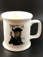 Rush Limbaugh The Liberals Are Coming Two if by Tea Cup Mug Porcelain