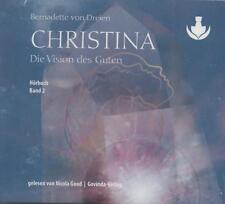 CHRISTINA Teil 2 - Die Vision des Guten - Bernadette von Dreien - 2 x MP3 CD SET
