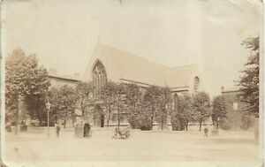 Swiss Cottage. New College Chapel # 5125 by J.W.& Co.