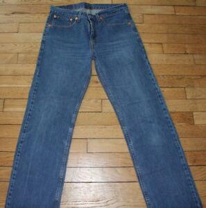 LEVIS 581  Jeans pour Homme W 32 - L 34 Taille Fr 42 (Réf # O119)