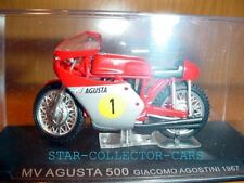 MV AGUSTA 500 GIACOMO AGOSTINI 1967 1/24 #1 MINT&RARE!!