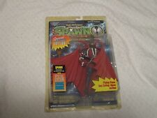 McFarlane Special Limited Edition Unmasked Spawn #90310 Flying Swing Open Cape