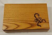 Marlboro Country Store Stinger Scorpion Red Dominoes Von Pok & Chang 2003