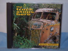 The Truck Stops Here By Bruce Abrams 1996 CD Aniar Records BAA Music