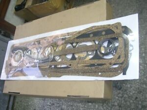 OPEL  KAPITAN     1955 - 1964    2600cc   ENGINE GASKET SET    NEW