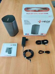 Denon HEOS 1 HS2, WLAN Streaming Multiroom Lautsprecher, Hi-Res Audio