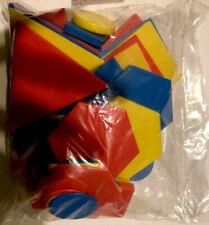 Pattern Blocks Educational New-60 Piece Set