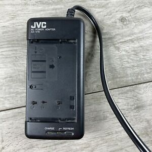 Genuine OEM JVC AA-V15U Battery Charger