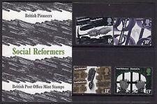 GB : QEII  1976 Social Reformers : Royal Mail -Presentation Pack 79