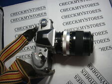 Nikon Nikkormat FT 4114983 w/ Nikon Nikkor-Q Lens AUTO 1:2.8 F=135MM