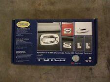Putco Chrome Door Handle Covers-Chevrolet/GMC