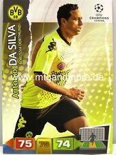 Adrenalyn XL Champions League 11/12 - Antonio da Silva
