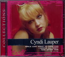 Cyndi Lauper-Collections (Best of) NUOVO + OVP