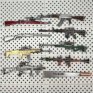 1/12 Soldier Shf Accessories Neca Weapon Awm Sniper Rifle Model 6'' Figma