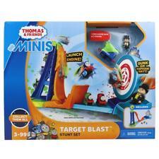 THOMAS AND FRIENDS MINIS TARGET BLAST STUNT SET 100% Brand New