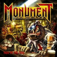 MONUMENT - HAIR OF THE DOG   CD NEW!