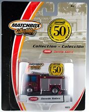 Matchbox 50 Years Collection 1998 Dennis Sabre Fire Engine Ladder Truck MOC 2002