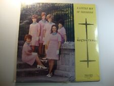 "Gospel LP The Reflections ""A Little Bit of Sunshine"" Sealed"