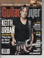 Guitar Player Magazine December 2016 KEITH URBAN Country Special - Roland GT-1