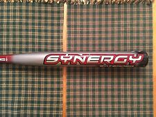 VERY NICE! OG 2005 EASTON SYNERGY EXTENDED SCX3 27 oz HOT SLOWPITCH SOFTBALL BAT