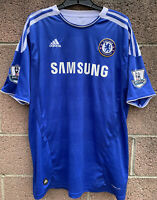 LAMPARD Adidas Chelsea Football Club Soccer Jersey Premiere League 2011
