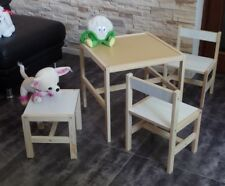Highchair Children High Chair Combination 5 Colors OFFER Solid Wood