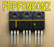 5pcs Fdpf8N50Nz Fdpf 8N50Nz Design/Process Change Notification To-220F