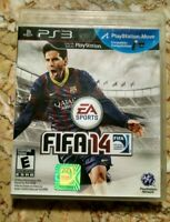 FIFA 14 (Sony PlayStation 3, 2013) Game World Soccer PS3