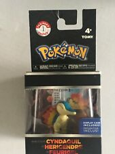 Pokemon Tomy Trainer's Choice Figure Series 1 - CYNDAQUIL (2 inch) - New