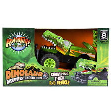 """14"""" T-Rex R/C Car Remote Control Toys Dinosaur Truck Vehicles Kids Gifts Prizes"""