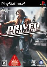 Used PS2 Driver: Parallel Lines Japan Import (Free Shipping)、