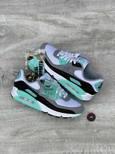 "NIKE AIR MAX 90  ""RECRAFT"" HYPER TURQUOISE UK7/US8/EU41  CD0881-100"