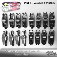 Vauxhall / Opel Vivaro Movano 2.0 2.3 16v CDTI M9R M9T Valve Rocker Arms/Arm X16