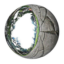 Garden Stainless Gazing Balls Metal Ball Globes Floating Pond Decor 15cm