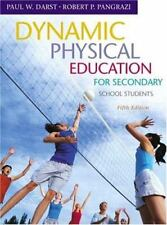 NEW - Dynamic Physical  Education for Secondary School Students (5th Edition)